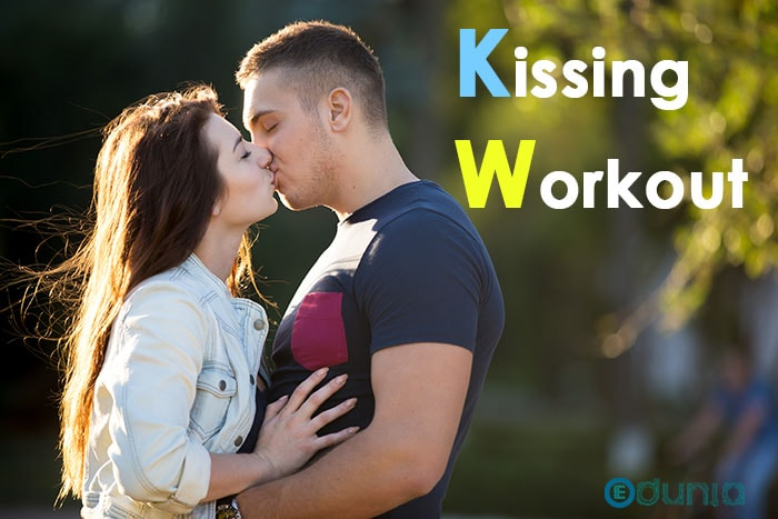 Can You Lose Weight By Kissing