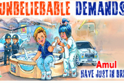 Amul's Delicious Dig At Unbeliebable Justin Bieber
