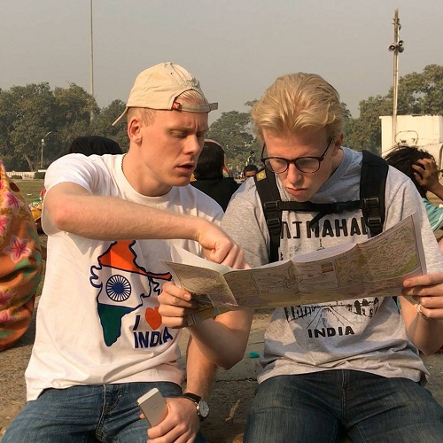 2 Foreigners In India: Too Desi To Avoid